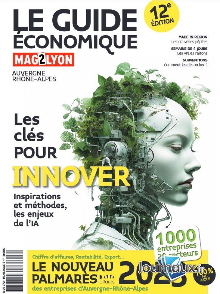 Mag2Lyon Hors-série - Le Guide Économique