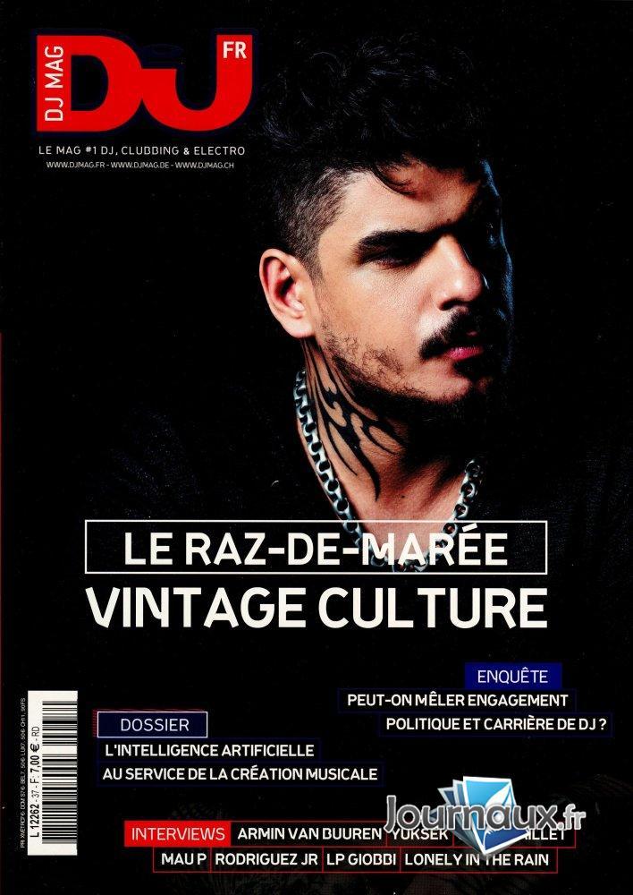 DJ Mag Fr