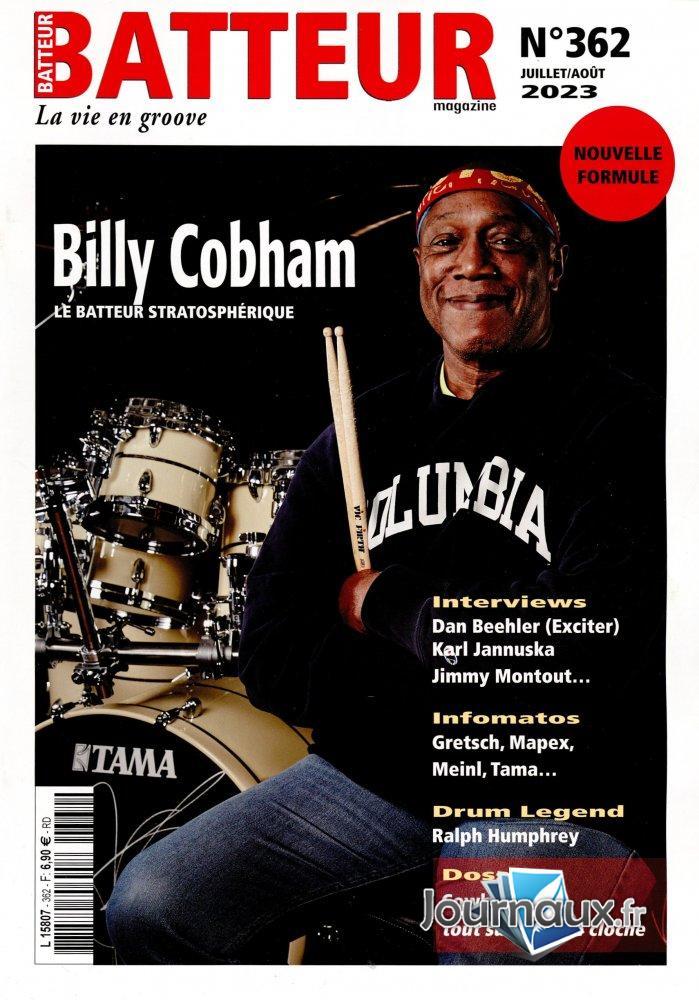 Batteur Magazine