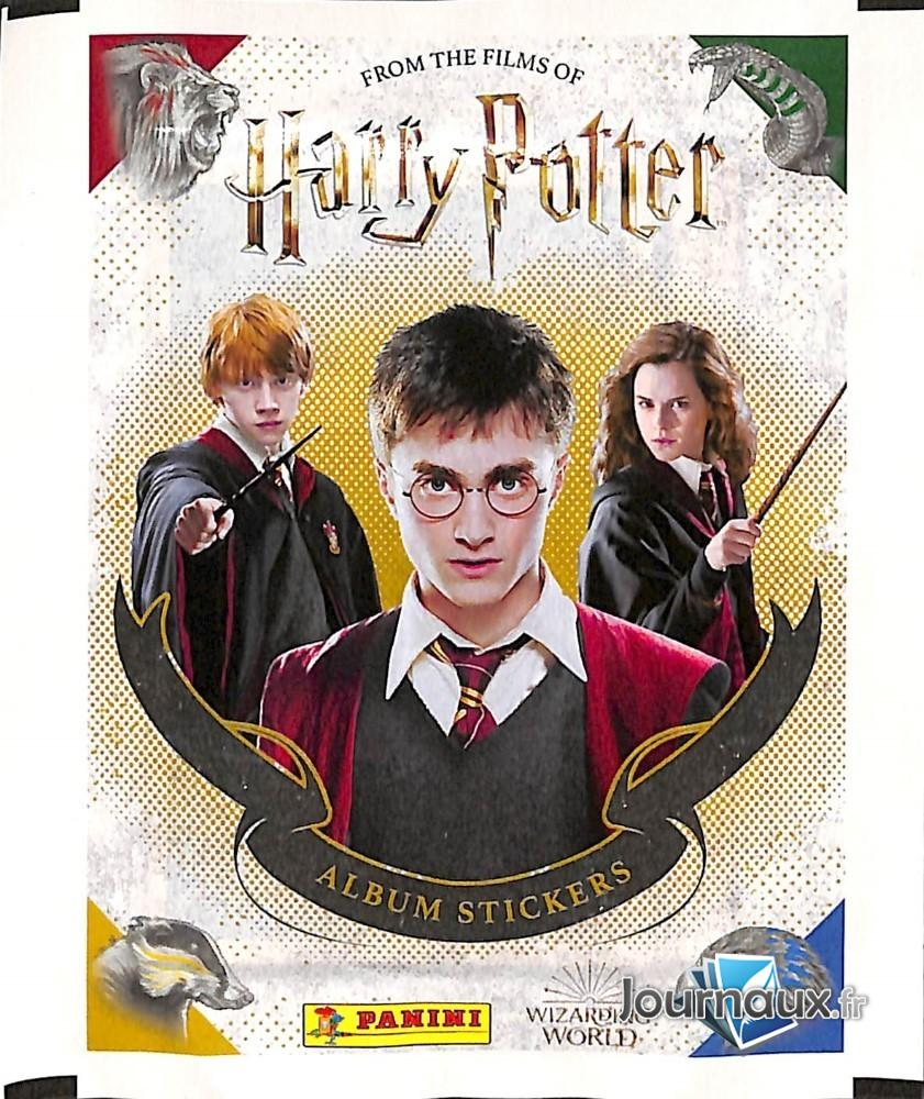 Harry Potter Stickers Panini