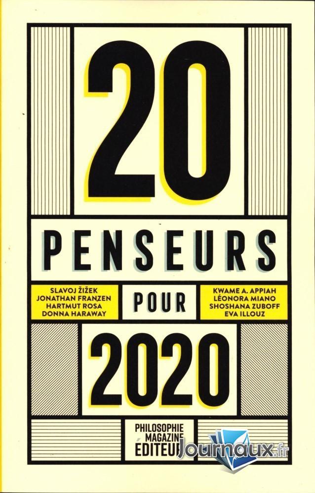 20 Penseurs Pour 2020