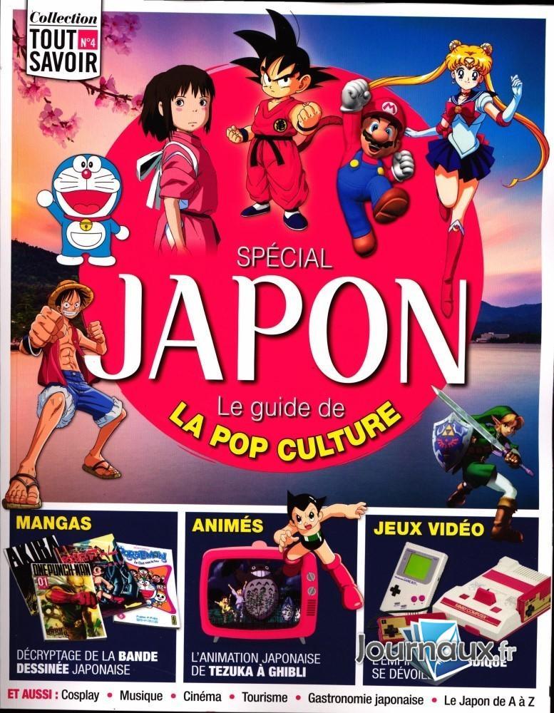 Collection Tout Savoir Spécial Japon