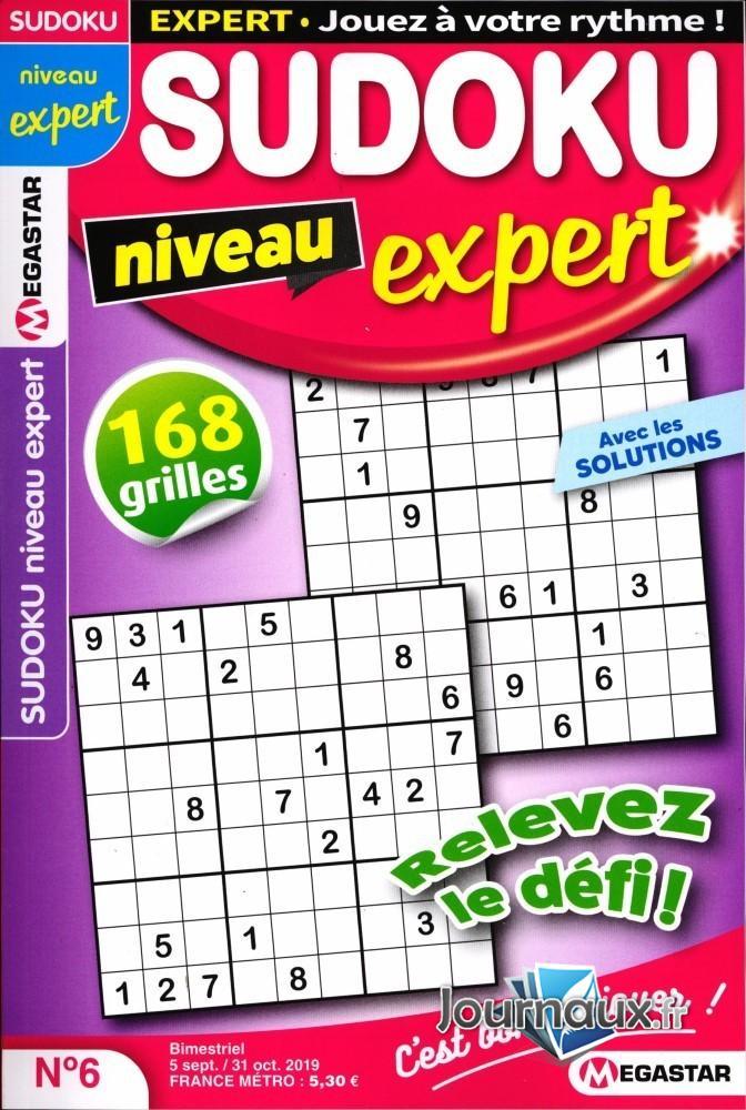 MG Sudoku Expert Niveau Expert