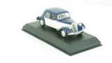 Norev Citroën Light 15 1949 Dark Blue & Cream