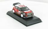 Citroën C3 WRC N°7 Pologne 2017