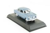 Ford 12M 1954 Blue metallic