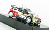 Citroën DS3 WRC  Winner Rally Germany 2013