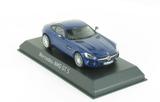 Mercedes -AMG GTS 2015 Bleu Metallique
