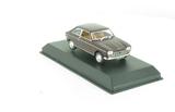 Norev Porshe  204 Coupé 1967 Maroon