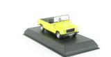 Norev Renault Rodéo 1972 - Yellow