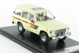 Toyota Land Cruiser Beige - 1982