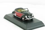 VW Hebmüller 1949 Black & Red