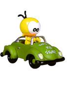 Le Piaf en voiture verte