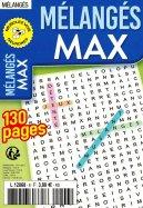 Mélangés Max 130 Pages