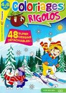MG Coloriages Rigolos 4 à 6 Ans