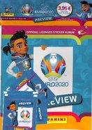 Pannini Euro 2020 Sticker & Album