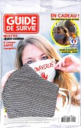 Guide de Survie + Masque De Protection Lavable