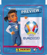 Uefa Euro 2020 Preview Panini Sticker