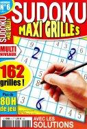 Sudoku Maxi Grilles Niv 1/5