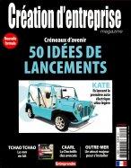 Création d'Entreprise Magazine
