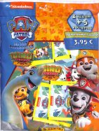 Paw Patrol  Album + Stickers