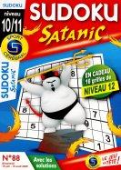 SC  Niveau 10/11 Sudoku Satanic