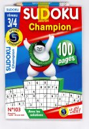 SC Sudoku Champion Niveau 3/4