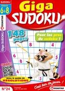 MG Giga Sudoku niv 6-8