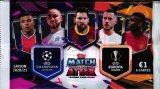 Match Attax Cartes UEFA Champions League / Europa League