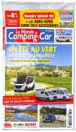 Le Monde Du Camping-Car + un Hors-Série