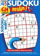 GH Sudoku Malin! Force 4/5