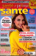 Santé Magazine + Prima