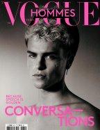 Vogues Hommes Paris Version Anglais