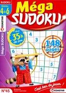 Mégastar Sudoku 4 à 6 Niveau