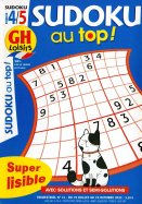 GH niveau 4/5 Sudoku Au Top!