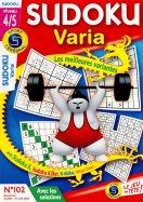 SC  Niv 4/5  Sudoku Varia