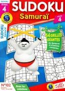SC  Niveau 4  Sudoku Samuraï