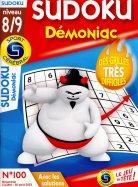 SC Sudoku Démoniac Niveau 8/9