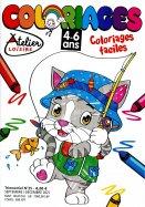 AL- Coloriages 4 à 6
