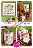 Création Point de Croix - Pierrot Lapin