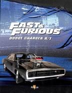 Porte-Reliure Fast & Furious Dodge Chargeur