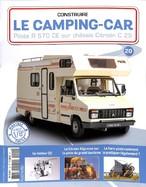 Le Camping Car Pilote R 570 CE sur le Châssis Citroën C25