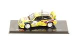 Seat Cordoba WRC - Essai Echappement 1999