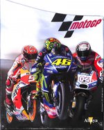 Porte-Revue Moto GP
