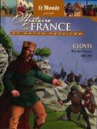 Clovis Roi des Francs