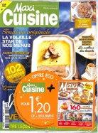 Maxi Cuisine + Maxi Hors-Série Cuisine