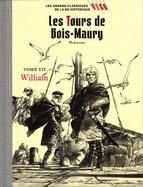 Les Tours De Bois-Maury Tome VII William