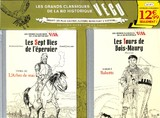Les Sept Vies De L'Epervier / Les Tours De Bois-Maury