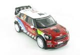 Mini John Cooper Works WRC - 2012 - D Sordo