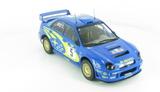 Subaru Impreza WRC-2001-R.Burns